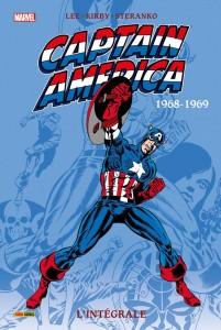 CAPTAIN AMERICA L'INTÉGRALE 1968-1969