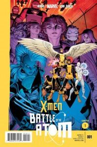 X-MEN BATTLE OF ATOM #1