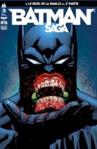 batman saga 16