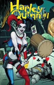 DETECTIVE COMICS #23.2 HARLEY QUINN