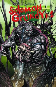 EARTH 2 #15.2 SOLOMON GRUNDY