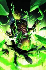 GREEN LANTERN CORPS #24