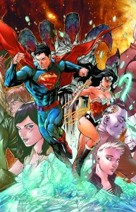 SUPERMAN WONDER WOMAN #1