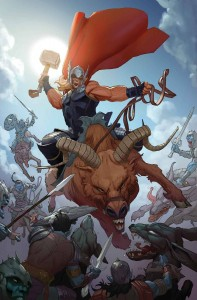 THOR GOD OF THUNDER #14