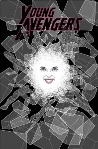 YOUNG AVENGERS #10 NOW
