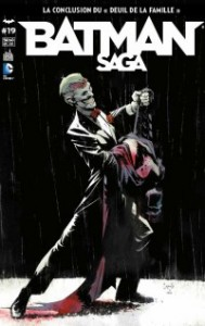 BATMAN SAGA #19