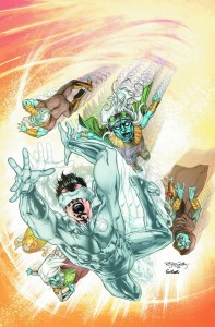 GREEN LANTERN NEW GUARDIANS #25