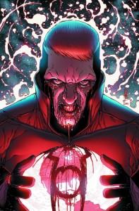RED LANTERNS #25
