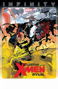 WOLVERINE AND X-MEN ANNUAL #1