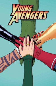 YOUNG AVENGERS #12