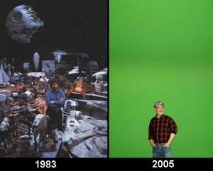 George Lucas et les effets spéciaux