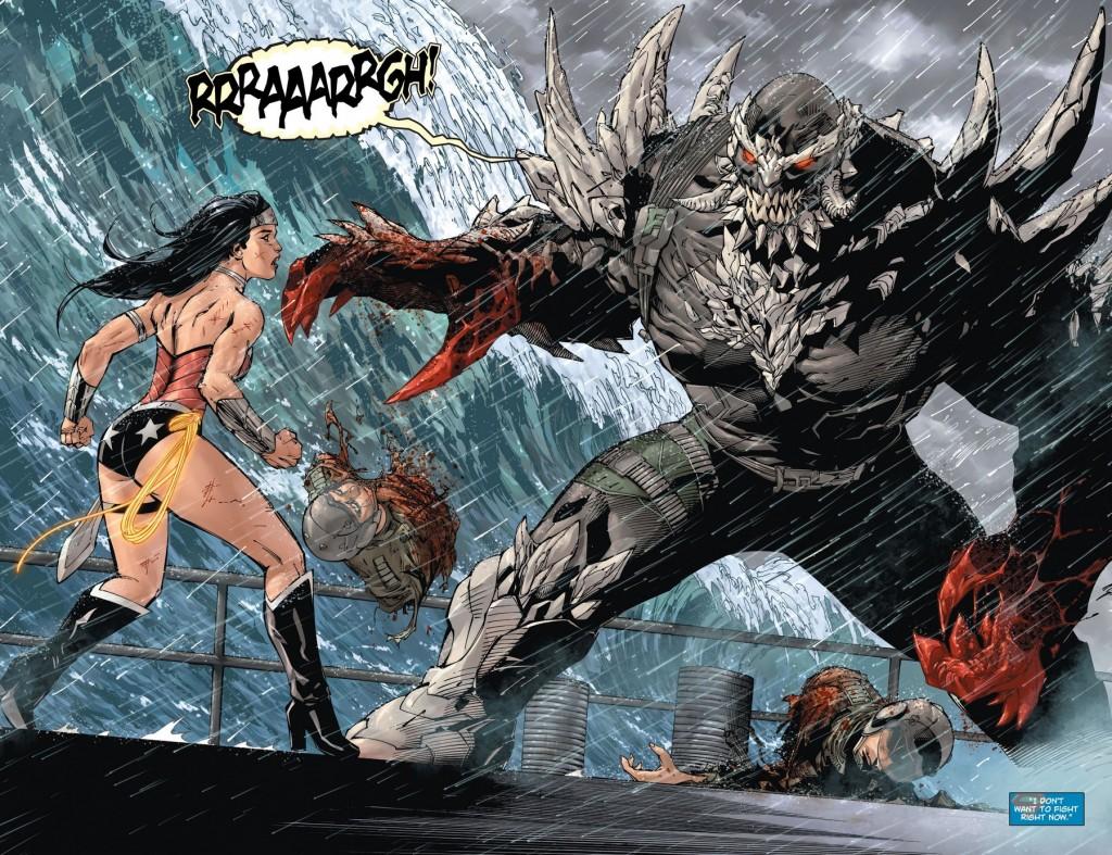 Plus dangereux qu'un monstre mythologique !