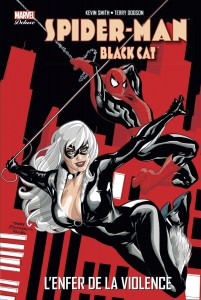MARVEL DELUXE  SPIDER-MAN - BLACK CAT