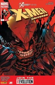 X-MEN UNIVERSE 7