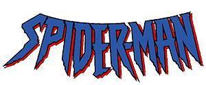 logo spiderman