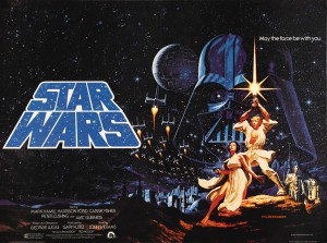 Star Wars - l'affiche originale