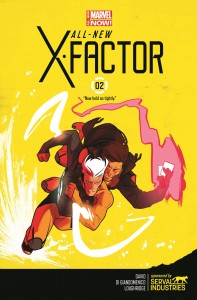 ALL NEW X-FACTOR #2