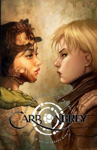 CARBON GREY VOL 3 #2