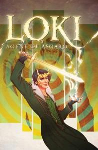 LOKI AGENT OF ASGARD #1