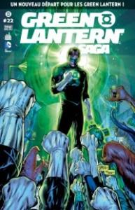 GREEN LANTERN SAGA #22
