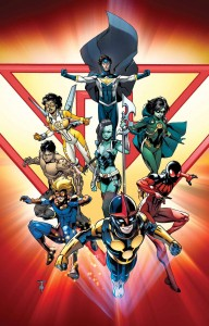 NEW WARRIORS #1
