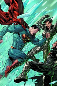 SUPERMAN WONDER WOMAN #5