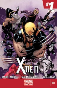 WOLVERINE AND X-MEN #1