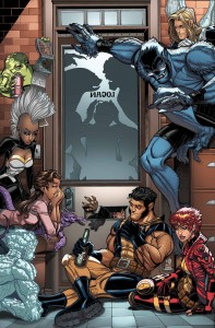 WOLVERINE AND X-MEN #41
