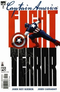 captain america fights terror