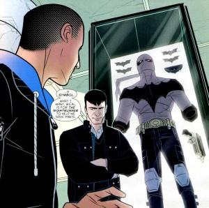 Bruce Wayne ne semble pas du même avis que les détracteurs de Nightrunner...