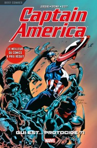 BEST COMICS  CAPTAIN AMERICA 3