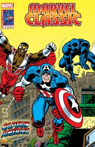 MARVEL CLASSIC 14  CAPTAIN AMERICA