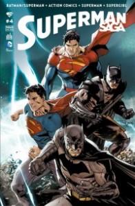 SUPERMAN SAGA #4