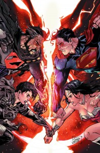 SUPERMAN WONDER WOMAN #6