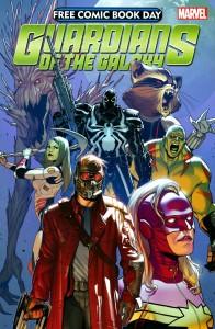 Guardians of the Galaxy - FCBD 2014 001