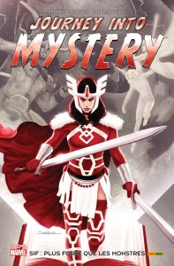 JOURNEY INTO MYSTERY - SIF  PLUS FORTE QUE LES MONSTRES