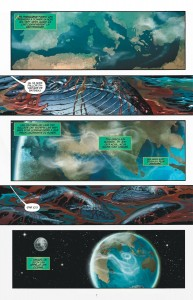 Preview VF Aquaman 3