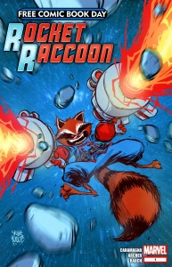 Rocket Raccoon - FCBD 2014 001