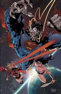 SUPERMAN WONDER WOMAN #9
