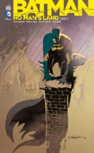 BATMAN NO MAN'S LAND TOME 2