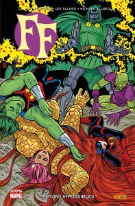 FF MARVEL NOW! 2
