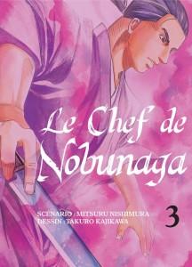 Le Chef de Nobunaga 3