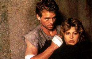 Kyle Reese, envoyé par John Connor pour protéger sa mère Sarah, et enfanter avec elle le même John. Un cas d'école mainte fois imité depuis.