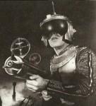 Le visiteur du futur de Soldier, aussi bien armé mais quand même un peu moins terrifiant que le Terminator...