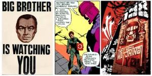Tels de grands Big Brothers de métal, les Sentinelles surveillent sans relâche les mutants... L'analogie aura marqué des artistes jusqu'à aujourd'hui, comme ici la couverture de la mini-série X-Men: The 198 #2 réalisée par Juan Doe.