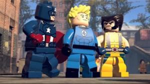Marvel lego groupe