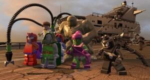 Lego vilains