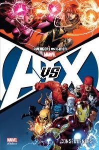 AVENGERS VS X-MEN - CONSÉQUENCES