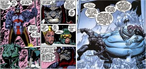 Cyclope, finalement pas le père de Rachel ? C'est une idée que Chris Claremont semble avoir au moins caressée deux fois, sous-entendant même que la paternité de la mutante reviendrait à Wolverine !