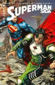 SUPERMAN SAGA HS#1